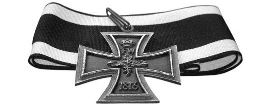 "Crucea de Fier Interzisa Decoratia ""crucea de Fier"""