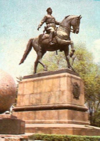 Imagini pentru monument Gr. Kotovskii photos