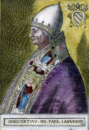 Mad for Monaco: Pope Innocent IV