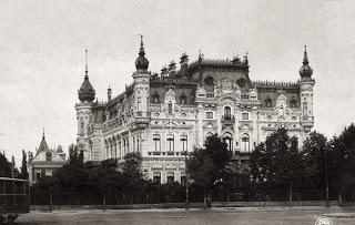 Imagini pentru palatul sturdza bucuresti