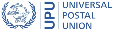 Imagini pentru Uniunea Poștală Universală logo