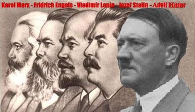 Imagini pentru marx engels lenin stalin hitler photos