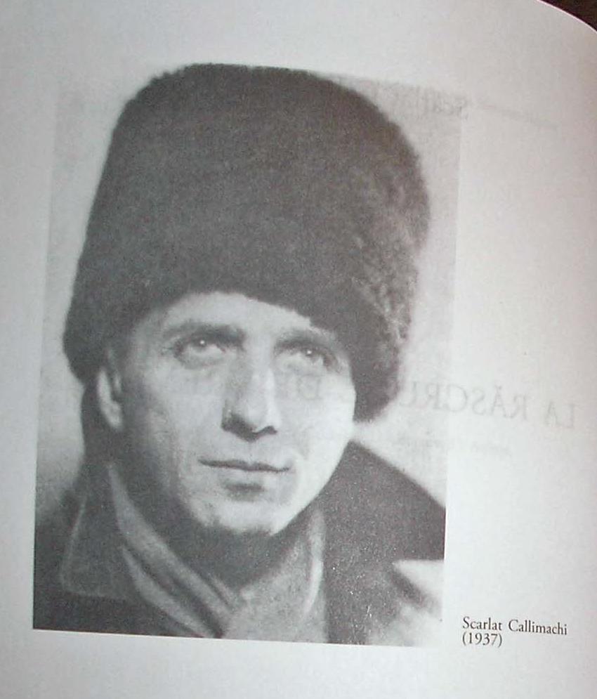 Un vallekano en Rumania / Un vallekan în România: Scarlat Callimachi: El Príncipe Rojo