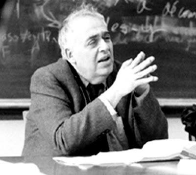 """El jinete insomne: Harold Bloom: """"Lamento lo de la lista de autores  canónicos"""""""