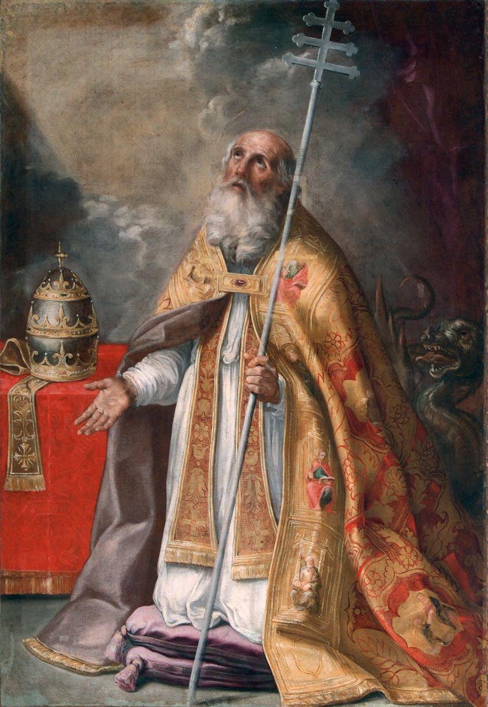 31 decembrie: Sfântul Silvestru I, papă